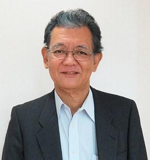 代表所長の写真
