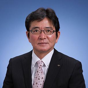 株式会社 鏡原組の代表取締役 新里英正 様の写真