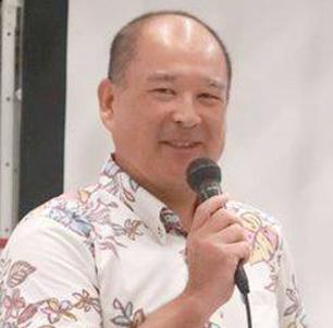 サンネット株式会社の代表取締役 上地明彦 様の写真